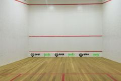 Great squash courts