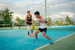 Tennis lessons for kids and adults
